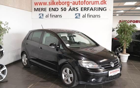 VW Golf Plus 2,0 TDi Sportline DSG