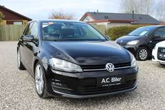 VW Golf VII 1,4 TSi 150 Highline DSG BMT Van