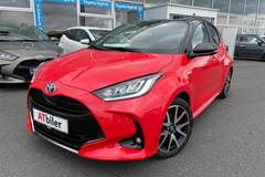 Toyota Yaris 1,5 Hybrid H3 Premier Edition  5d Trinl. Gear