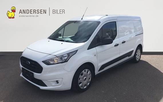 Ford Transit Connect 1,5 Lang 1,5 EcoBlue Limited 120HK Van 8g Aut.