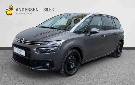 Citroën Grand C4 Picasso 1,2 PureTech Iconic start/stop 130HK 6g