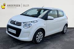 Citroën C1 1,0 VTi Iconic start/stop 68HK 5d