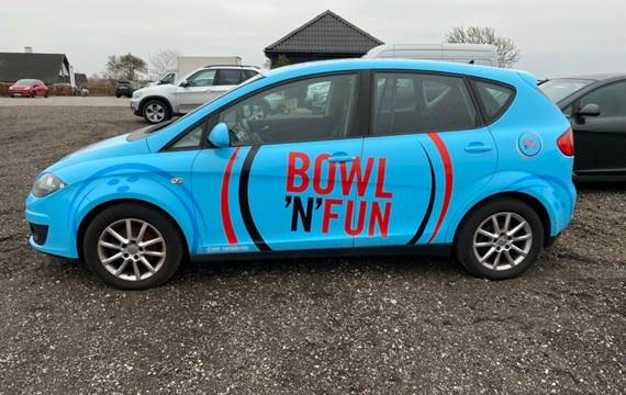 Seat Altea 1,6 TDi Style eco Van