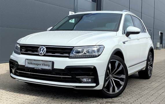 VW Tiguan 2,0 TSi 180 Highline DSG 4Motion