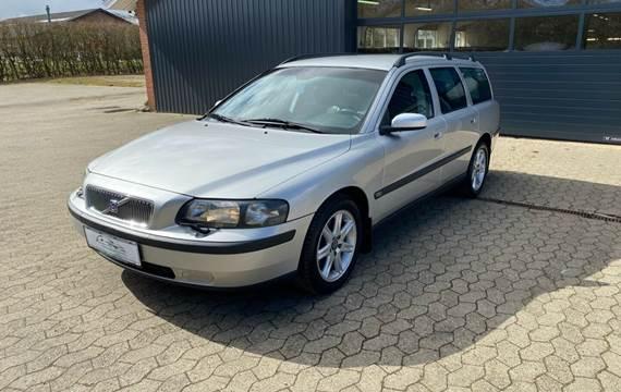 Volvo V70 2,4 170 aut.