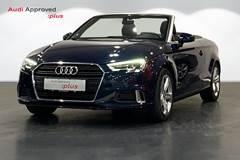 Audi A3 1,4 TFSi 150 Sport Cabriolet