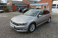 VW Passat 2,0 TDi 240 Highline Variant DSG 4Motion Van