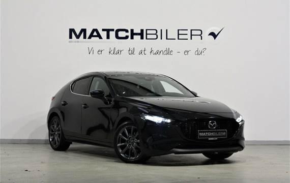 Mazda 3 2,0 Sky-X 180 Cosmo Tech aut. AWD