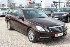 Mercedes E220 2,2 CDi stc. aut. BE