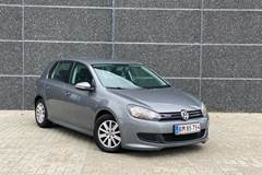VW Golf VI 1,6 TDi 105 BlueMotion
