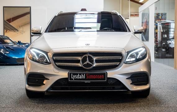 Mercedes E350 d 3,0 AMG Line stc. aut. 4Matic