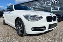 BMW 118i 1,6 Sport Line