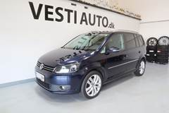 VW Touran 2,0 TDi 140 Highline DSG BMT 7prs