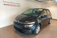 Citroën C4 SpaceTourer 1,2 PT 130 Platinum