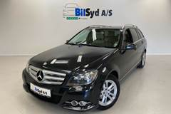 Mercedes C180 2,2 CDi Avantgarde stc. BE