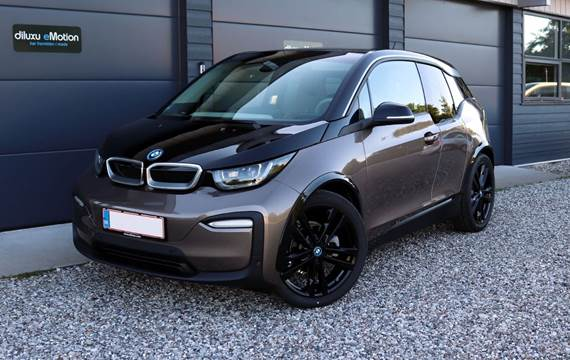 BMW i3 Charged Professional aut.