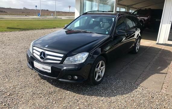 Mercedes C200 2,2 CDi Avantgarde stc. BE