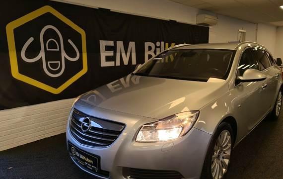 Opel Insignia 2,0 CDTi 130 Sport Sports Tourer eco