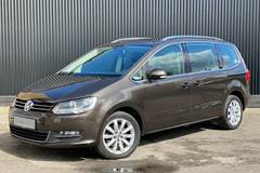 VW Sharan 1,4 TSi 150 Highline DSG BMT