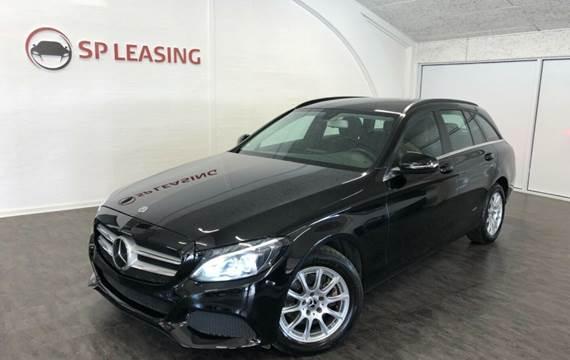 Mercedes C220 d 2,2 Business stc. aut.