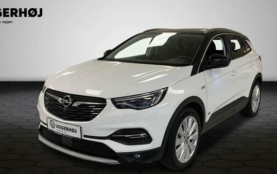 Opel Grandland X 1,6 Hybrid4 Ultimate aut.