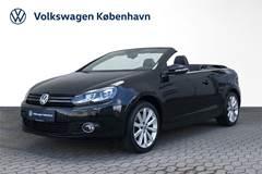 VW Golf VI 1,4 TSi 160 Cabriolet DSG