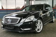 Mercedes E350 3,0 CDi Avantgarde stc. aut. BE 5d