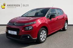 Citroën C3 Blue HDi Iconic Limited start/stop 75HK 5d