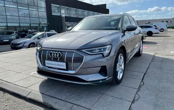 Audi e-tron Audi E-tron EL Advanced Prestige Quattro 313HK 5d Trinl. Gear