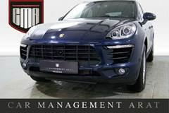 Porsche Macan S Diesel PDLS PANORAMA ACC KAM LUFTF PCM