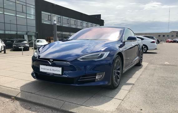 Tesla Model S P100D el EL AWD 598HK 5d Aut.