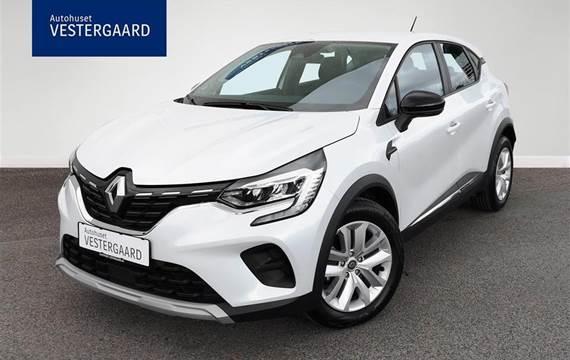 Renault Captur 1,0 TCE Zen  5d