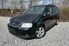 VW Touran 1,9 TDi 100 Highline Van