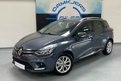 Renault Clio IV 1,5 dCi 90 Limited Sport Tourer