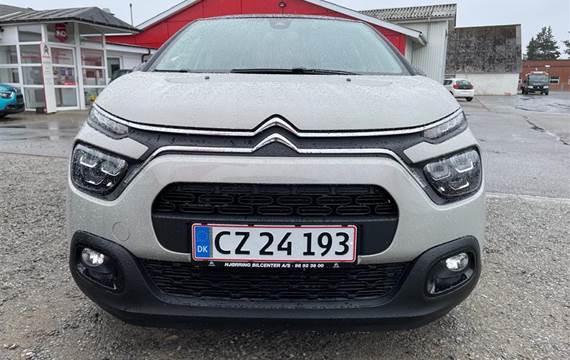 Citroën C3 1,2 PureTech Shine  5d