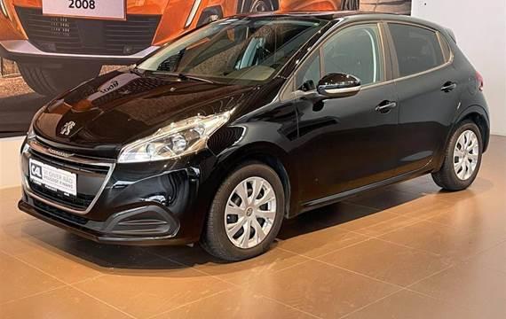 Peugeot 208 1,5 BlueHDi Envy  5d