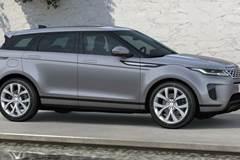 Land Rover Range Rover evoque Land Rover Range Rover Evoque 1,5 P300e SE aut. 5d