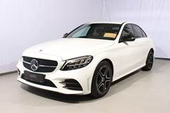 Mercedes C220 d 2,0 Advantage AMG aut.