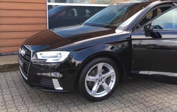 Audi A3 1,0 TFSi 116 Sport Sportback