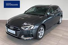 Audi A4 2,0 Avant  TFSI Advanced Prestige Tour Plus S Tronic  Stc 7g Aut.