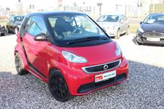 Smart ForTwo Coupé 0,8 CDi 54 Softtip aut.