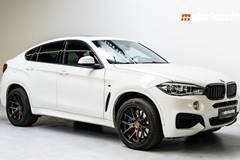BMW X6 4,4 xDrive50i aut.