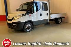Iveco Daily 2,3 35C16 Db.Kab m/lad