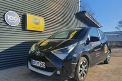 Toyota Aygo 1,0 VVT-i x-pression