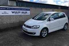 VW Golf Plus 2,0 TDI aut.