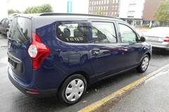 Dacia Lodgy 1,6 Sce 100 Base