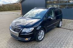 VW Touran 2,0 TDi 136 Highline Van