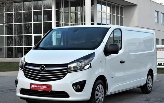 Opel Vivaro 1,6 CDTi 125 Sportive L2H1