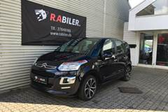 Citroën C3 Picasso 1,6 BlueHDi 100 Upgrade