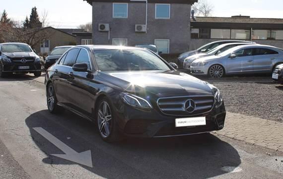 Mercedes E220 d 2,0 AMG Line aut.